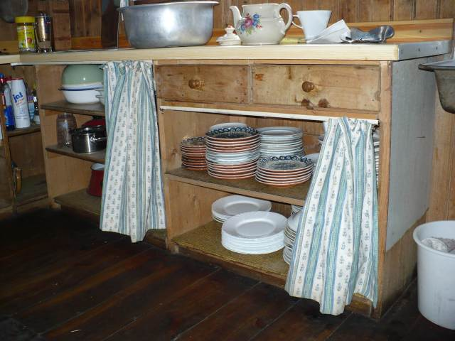 Alte AVB Küche 1